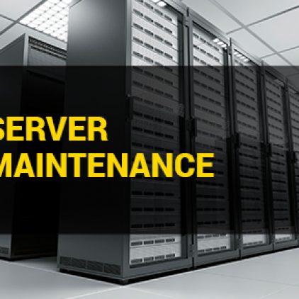Server Restart Finished