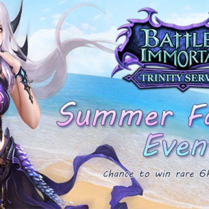 Summer Facebook Event